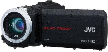 JVC EVERIO GZ-R70 Rugged Camera