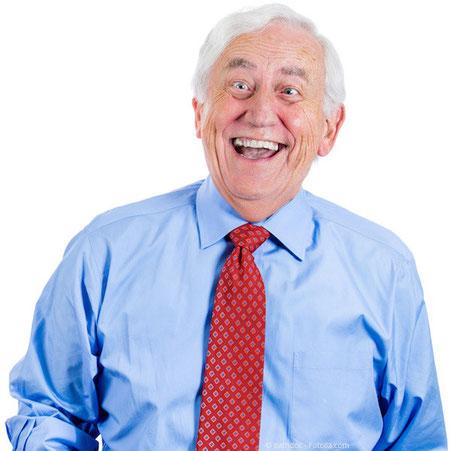 Mehr Sicherheit und Lebensqualität mit gut sitzenden Zahnprothesen