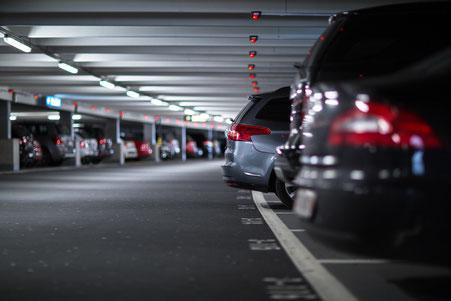 Instandsetzung von Parkhäusern und Tiefgaragen