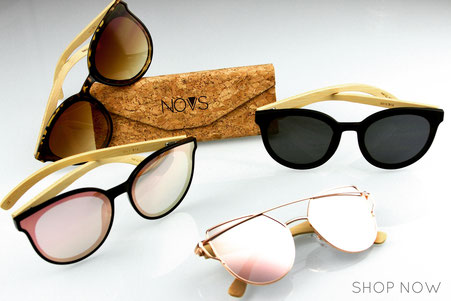 Aktuelle Kollektion - Sonnenbrillen - Bambus - Sunglasses
