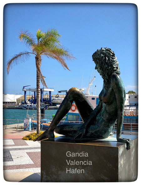 Port Gandia, Valencia, September 2019