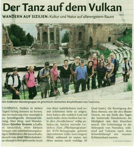 Dolomiten - Tagblatt der Südtiroler