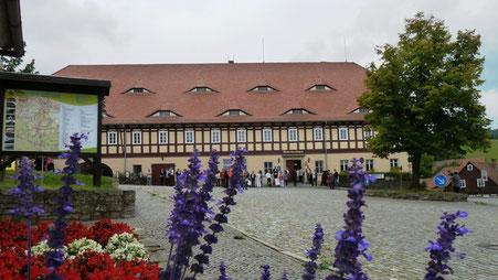 Naturparkhaus im Niederkretscham Waltersdorf