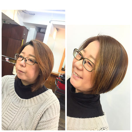 横浜・美容室☆女性の笑顔を作る専門家☆美容家 奥条勇紀 ローライトで育てるカラー