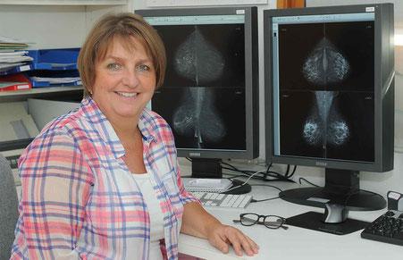Frauenärztin Mammographie in Pfaffenhofen Stefanie Balbach