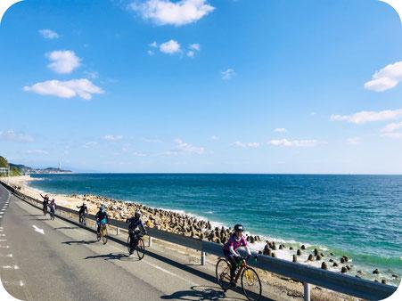 淡路島 レンタサイクル 自転車イベント