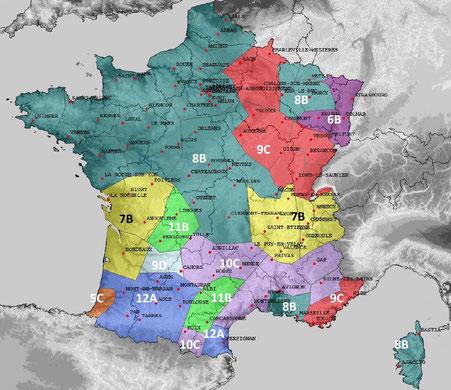 DAB+ France, deuxième multiplex métropolitain M2