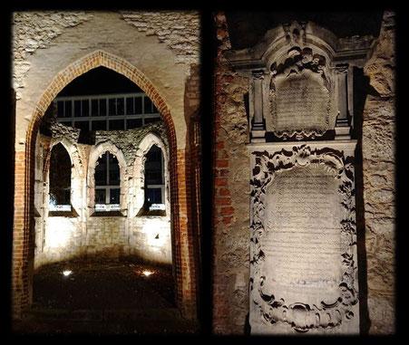 Ruine der St-Nikolai-Kapelle Hannover