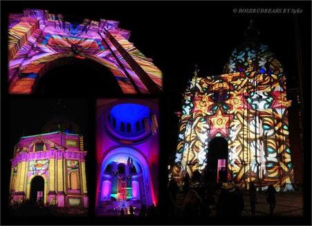 Hannover leuchtet Basilika St. Clemens