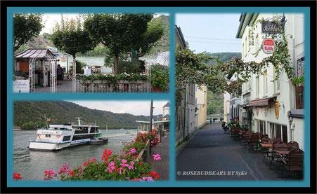 Boppard - alle Wege führen zum Rhein oder zumindest einer Weinschänke