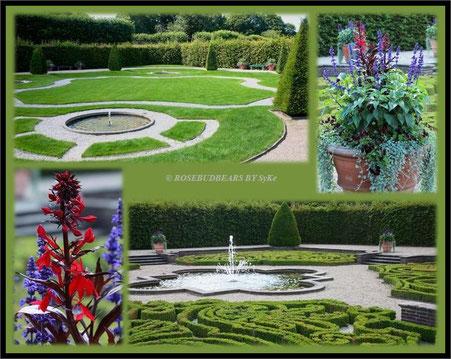 Herrenhausen Großer Garten Sondergärten