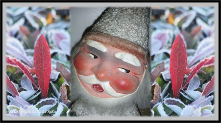 mein alter Candy-Container-Nikolaus erlebt schon seinen 60sten Nikolaustag
