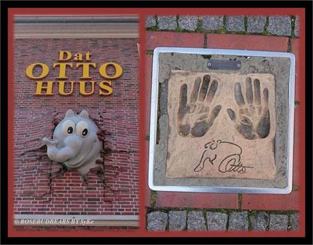 Emden vermarktet den Sohn der Stadt: mit eigenem Museum und Pflaster-Handabdrücken