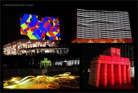 Hannover leuchtet NDR-Funkhaus Goseriedeplatz