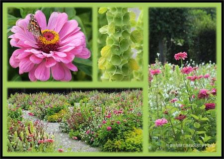 Hannover Herrenhausen Großer Garten Fürstlicher Blumengarten