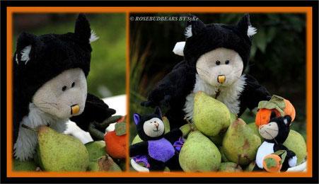 Starbucks Halloween-Bären Birnen