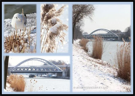 Hannover Mittellandkanal Noltemeyer Bothfelder Bogen