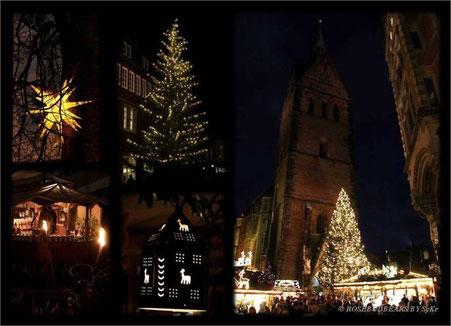 Weihnachtsmarkt Altstadt Hannover