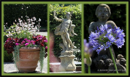 Hannover Herrenhausen Großer Garten Sondergärten
