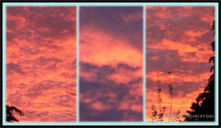 Herbsthimmel über Hannover