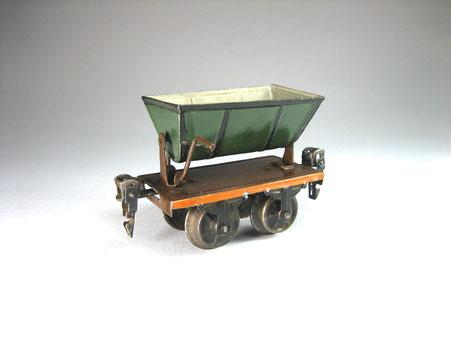 Märklin Spur 0 Kipplore um 1912