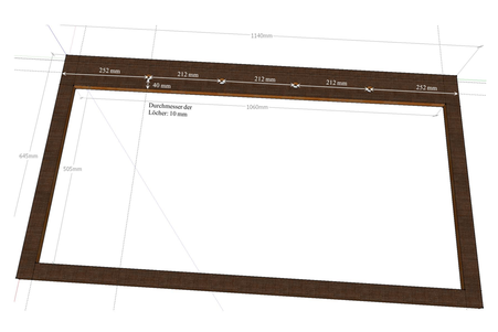 Dach Phelsuma grandis grosser madagaskar taggecko Terrarium selber bauen