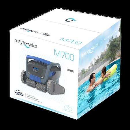 Robot pulitore per piscine Dolphin M 700