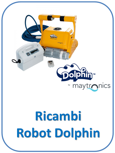 Ricambi per robot piscine Dolphin