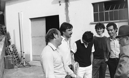 1978-79 Serie C2 Pelagalli, Rossetti, Russo