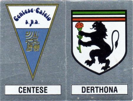 FIGURINA PANINI DERTHONA  1988-89