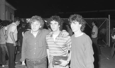 1982-83 Amichevole con l'Inter - E.Beccalossi
