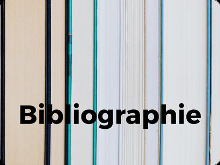Psychologie générale : éléments bibliographiques