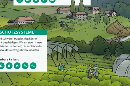 Schweizer Bauern © Michael Stünzi