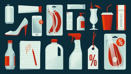 unseren Konsum hinterfragen und verändern © Michael Stünzi