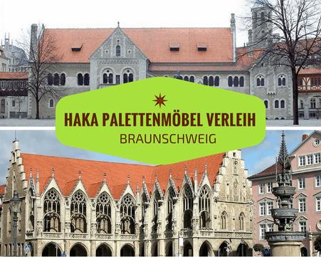 Eventmöbel mieten / Palettenmöbel Verleih & Vermietung in Braunschweig und Umgebung