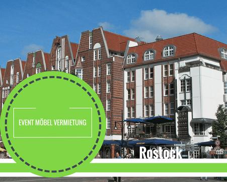 Eventmöbel mieten / Partymöbel Verleih & Vermietung in Rostock und Umgebung