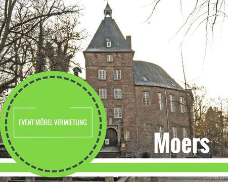 Eventmöbel mieten / Palettenmöbel Verleih & Vermietung in Moers und Umgebung