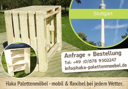 Eventmöbel mieten / Partymöbel Verleih & Vermietung in Stuttgart und Umgebung