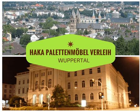 Eventmöbel mieten / Palettenmöbel Verleih & Vermietung in Wuppertal und Umgebung