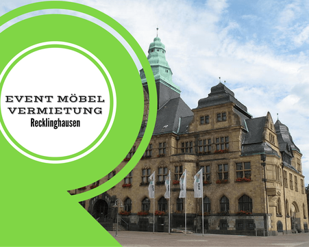 Eventmöbel mieten / Palettenmöbel Verleih & Vermietung in Recklingshausen und Umgebung