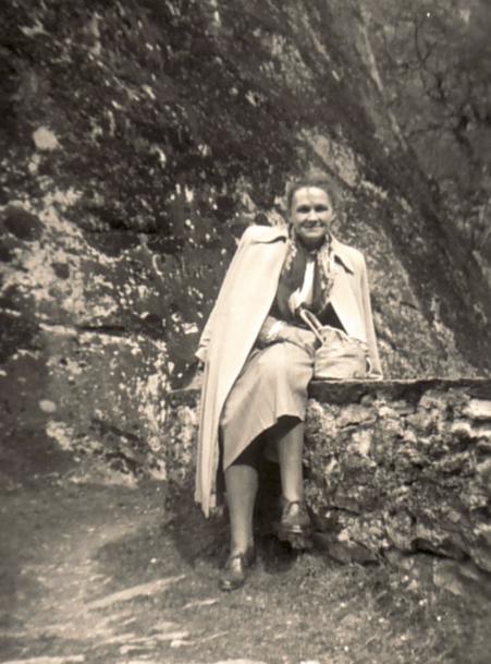 Erna Heinen-Steinhoff, 1956