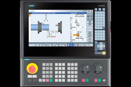 Siemens 840D Solution Line Operate  Operate - Vom Handbetrieb bis zur vollen CNC