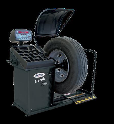 Reifenwuchtmaschine Butler LIBRAK 280 RTLC Premium