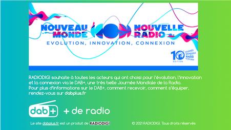 RADIODIGI Journée Mondiale de la Radio