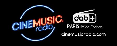 CINEMUSIC Radio DABplus Paris