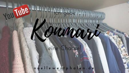 Konmari Marie Kondo Kleiderschrank Youtube Kleidung ausmisten aufräumen ordnung ordentlich Video