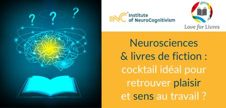 Webinar Neurosciences et livres de fiction