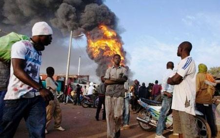 Fransk militærindsats i Mali