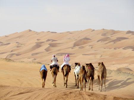 Wir lieben die Wüste