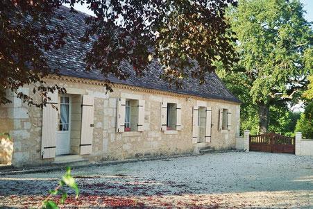 Maison périgourdine en Dordogne